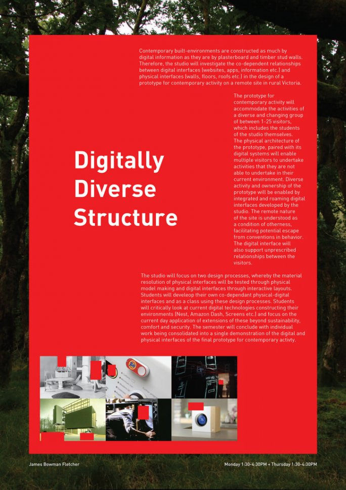 DIGITALLY DIVERSE STRUCTURE