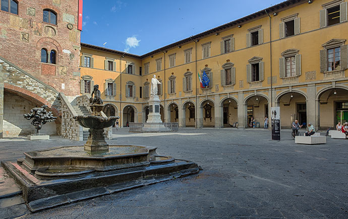 Italy, Prato