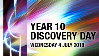 Year 10 Discovery Day