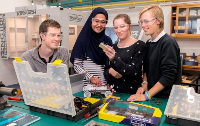 Mechanical, Aerospace and Mechatronics Engineering | Monash University