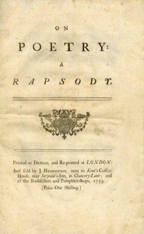 the heavy use of satire in a modest proposal and the ladys dressing room by jonathan swift With this proposal i of course readily closed and accordingly the next day my balgrave's modest prefatory poem [in the the use of the line of.