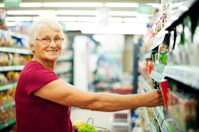 Local shops form an important part of age-friendly communities. Image source: iStock