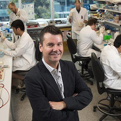 Professor Trevor Lithgow