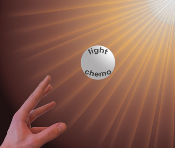 Light-activated cancer drugs