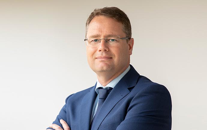 Professor Abe de Jong