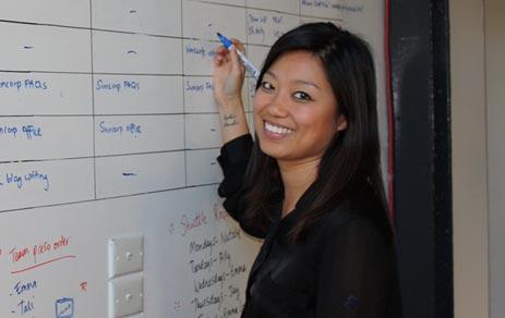 Natalie Khoo planning