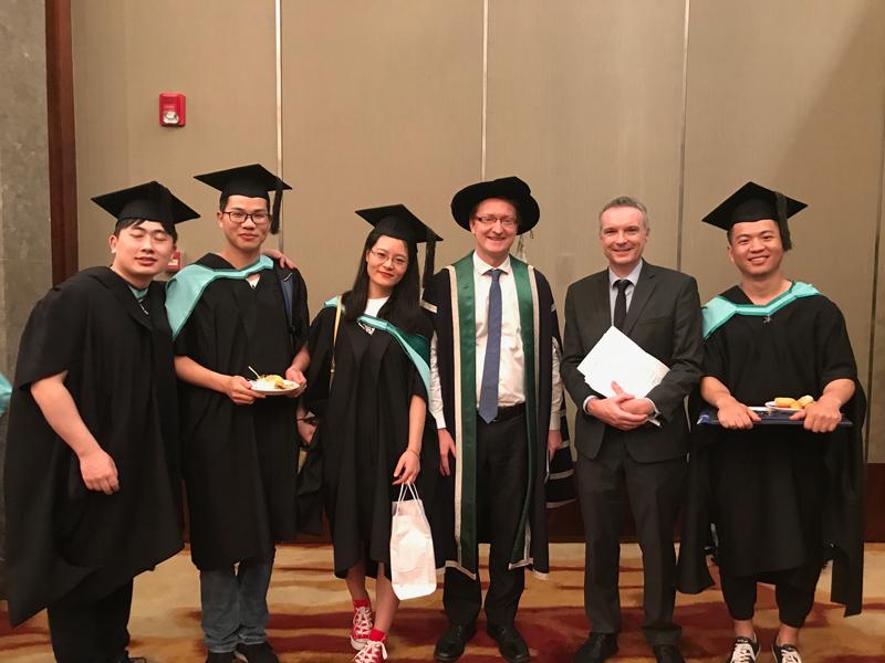 Monash welcomes graduates from Southeast University