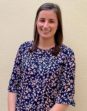 Monash medical student Miriam Storti