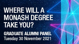 graduate expo alumni panel