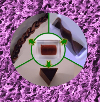 Sensors made with copper are cheap, light, flexible and highly conductive.