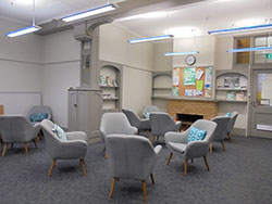 Struan postgrad centre facilities