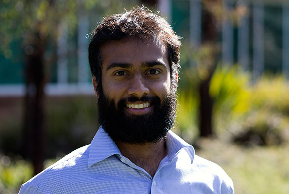 Monash researcher named Top 5 Scientist Under 40
