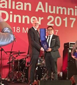 9b1afc38581 Alumni pick up awards across the globe - Monash University