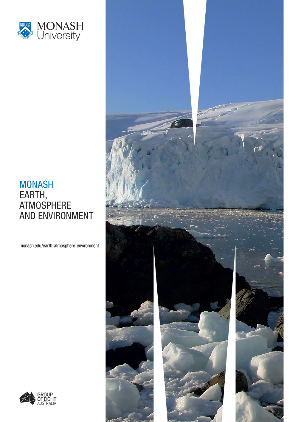 Monash Earth, Atmosphere and Environment Guide