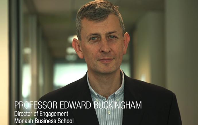 Edward Buckingham