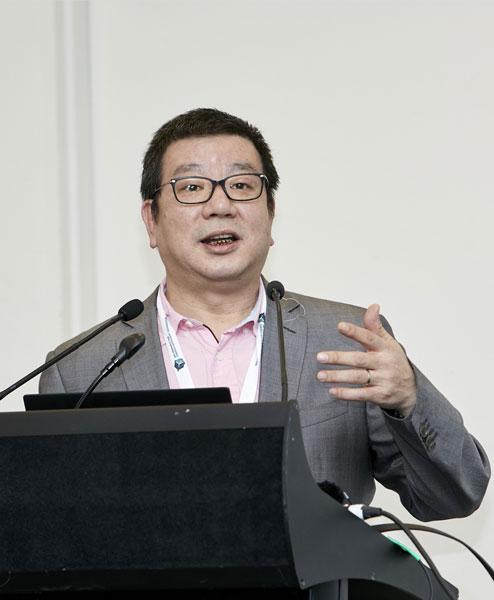 Professor Dongyuan Zhao