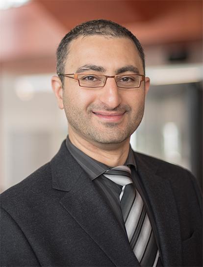 Dr Behrooz Bahrani