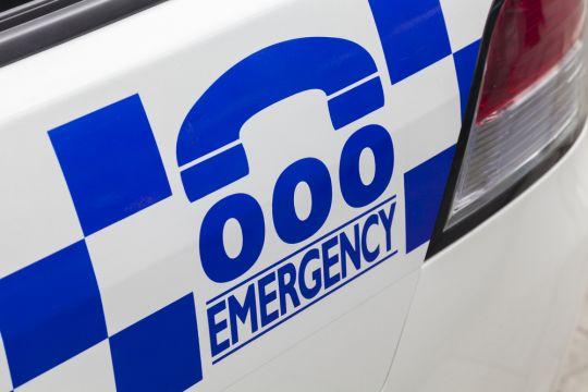 Police car 000