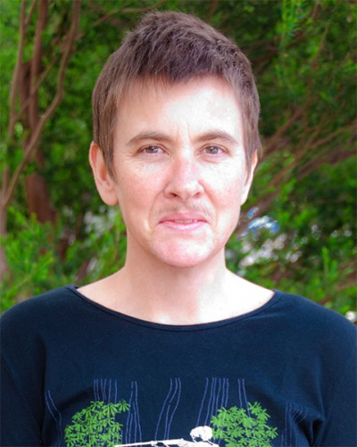 Associate Professor Mary Lou Rasmussen