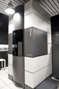 Double-corrected FEI Titan 80-300 FEGTEM