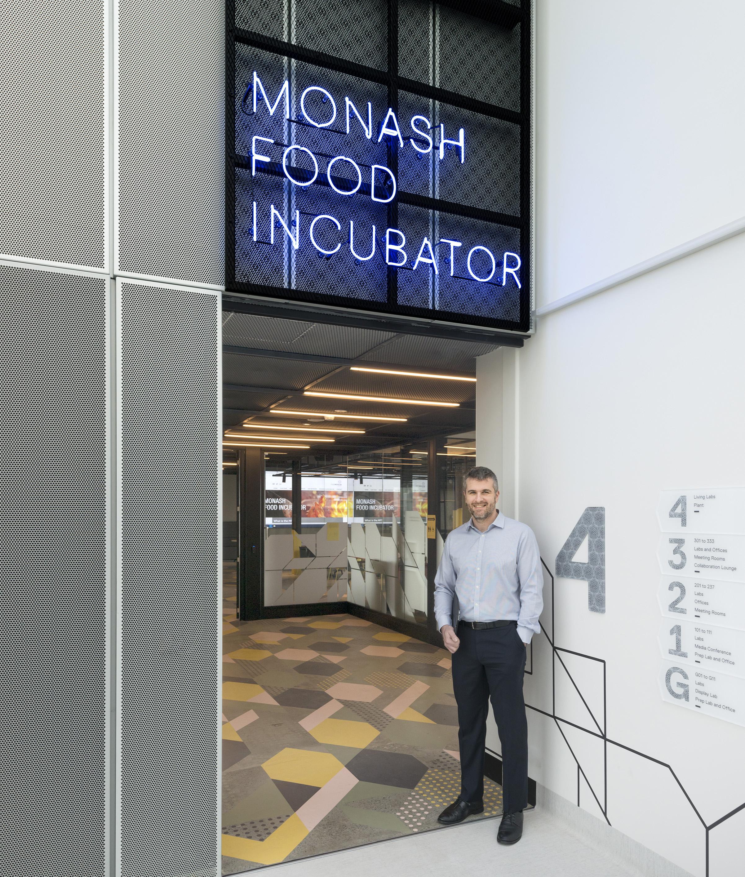 The Monash Food Incubator