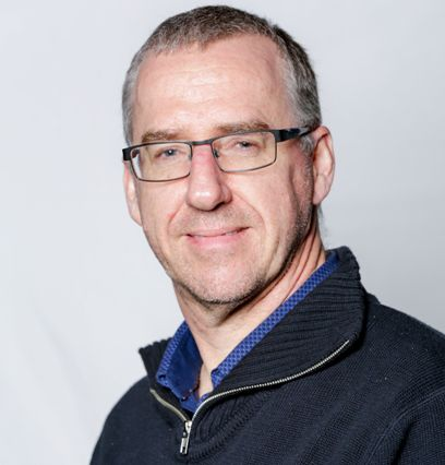 Professor Chris Bain