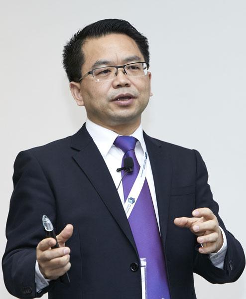 Professor Liang-Yin Chu