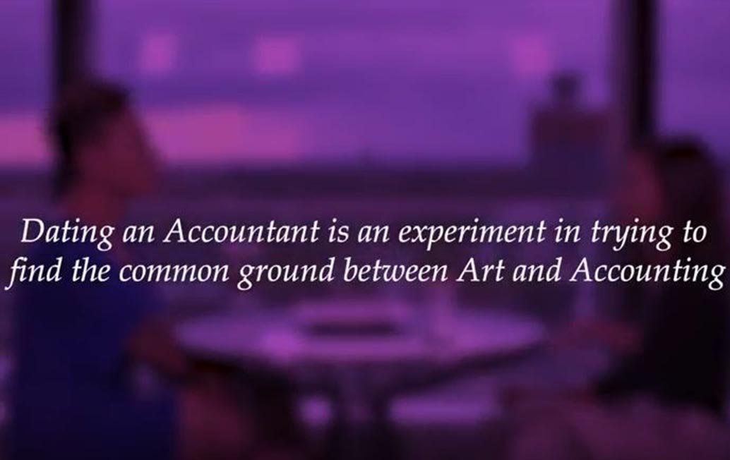 Video: dating an accountant
