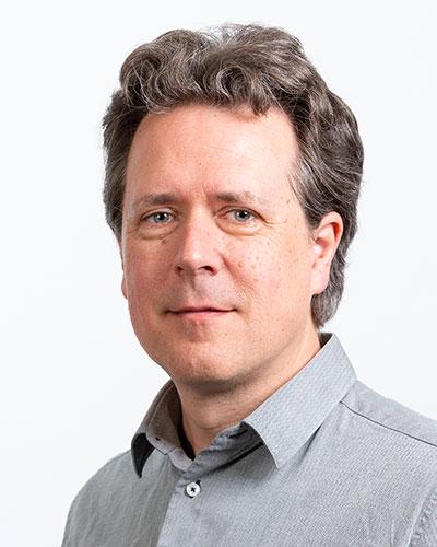 Associate Professor Carsten Rudolph