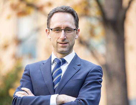 Professor Anton Peleg.