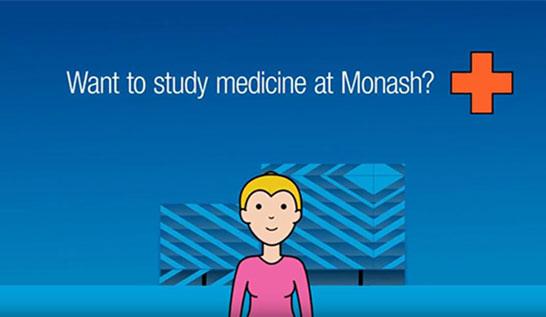 Medical Science and Medicine - Study at Monash University