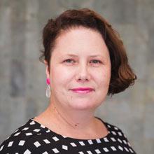 Associate Professor Sarah McDonald <br />Associate Dean Education