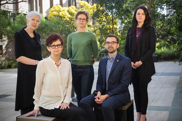 MonashGFV team shortlisted for the 2017 CHASS Australia Prize for Distinctive Work
