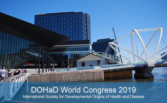 DOHaD 2019 will be held at the Melbourne Convention Centre.
