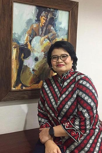 Ibu Dewi Savitri Wahab