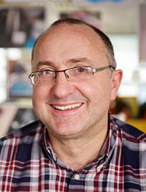 Professor Patrick Olivier