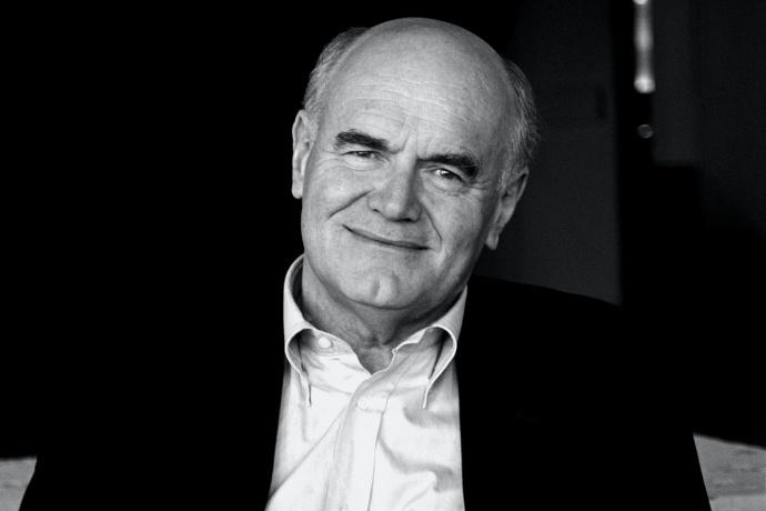 Bill Kent portrait