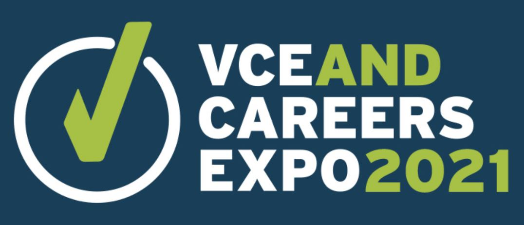 VCE and Careers Expo 2021 VCE Expo Banner