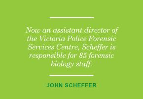 John Scheffer