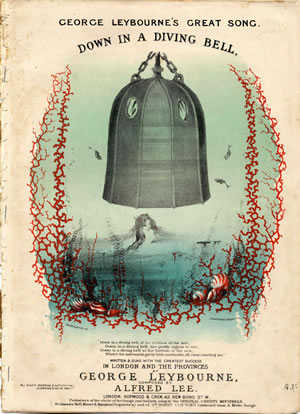 Down in a diving bell