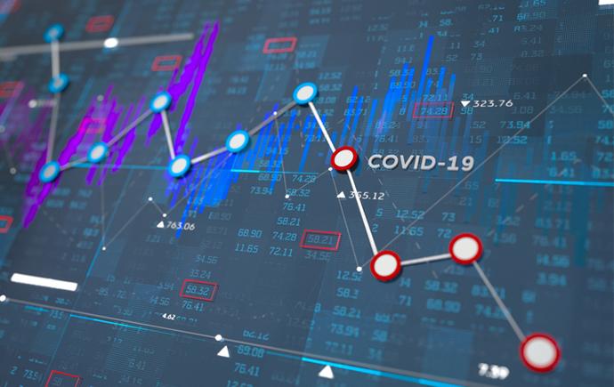 COVID-19 Stock Exchange