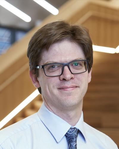 Professor Kris Ryan