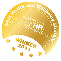 hr awards best health and wellbeing strategy award