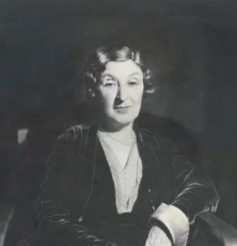 Henry Handel Richardson photograph