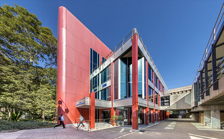 Photo of Medicine Building