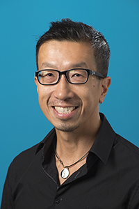 Professor Danny Liew